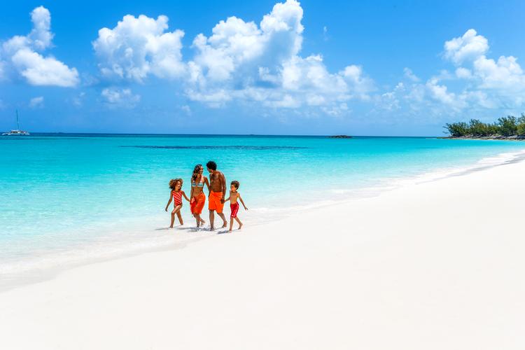 bahamas beach trip