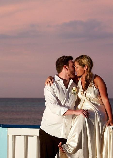destination wedding in the bahamas