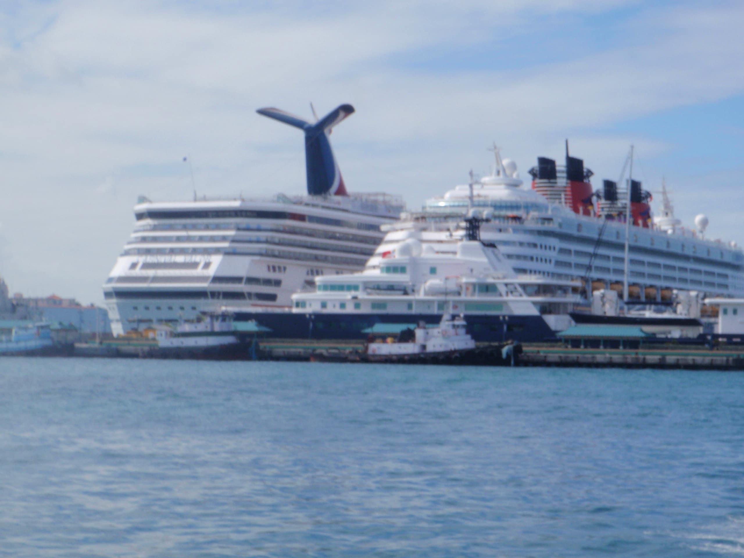 nassau bahamas cruise