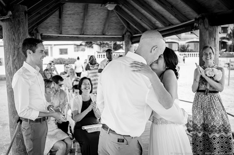 Dante Carrer Bahamas Wedding Photographer