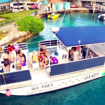 Boarding The Booze Cruise