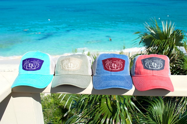 Sandy Toes Hats